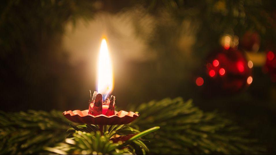 gyerty karácsonyfa (gyertya, karácsonyfa,)