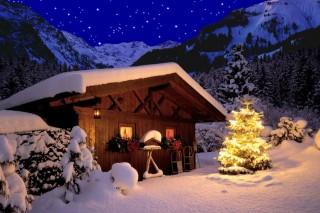 karácsony (fehér karácsony, )