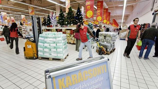 Karácsonyi vásárlás (karácsonyi vásárlás)