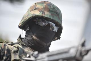 mexikói katona (mexikó, katona, )