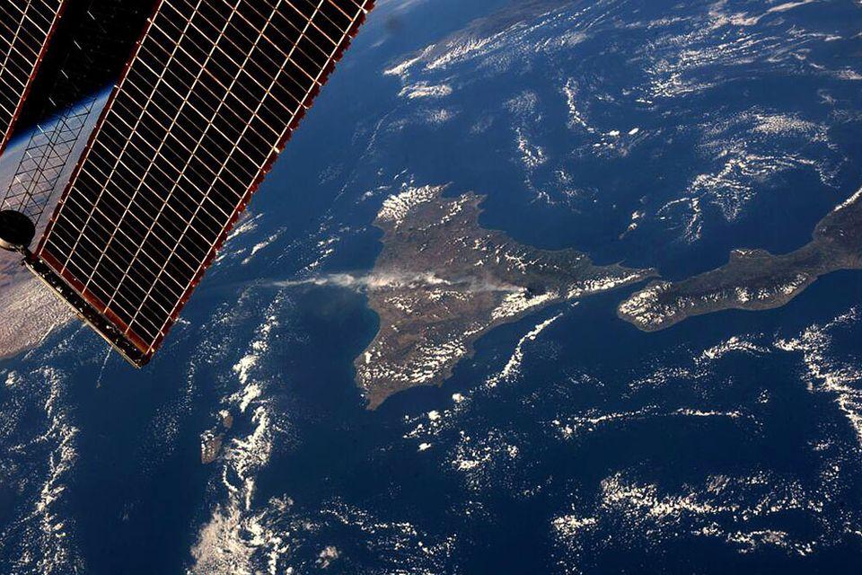 nemzetközi űrállomás (nemzetközi űrállomás)