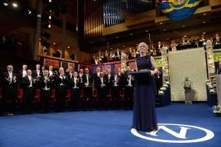 nobel-díj átadás 2013 (Nobel-díj)