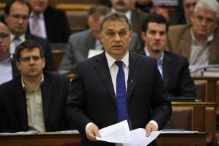 orbán viktor a parlamentben (orbán viktor, )