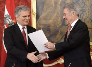 osztrák kormányalakítás (osztrák, )