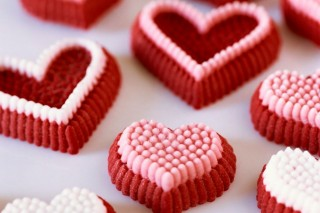 süti, szív (sütemény, )