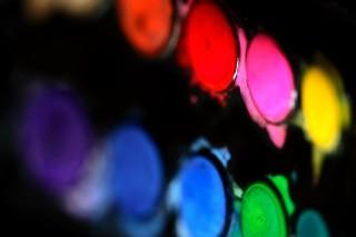 színek (szín, színek, színes, festék, )