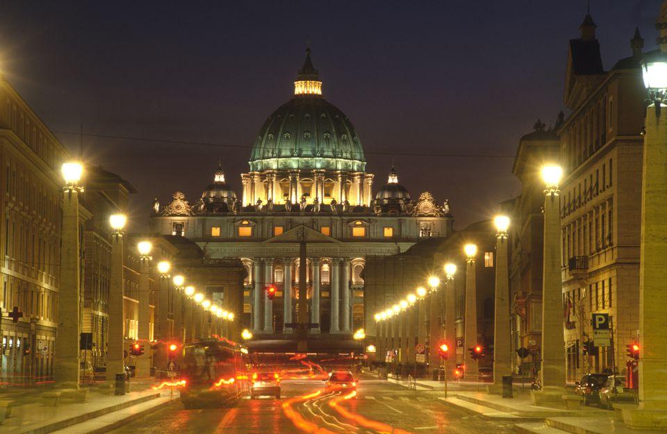 vatikán (szent péter tér, )