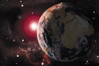 világűr (világűr, csillagok, föld)
