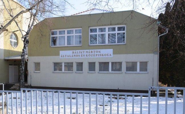 Bálint Márton Általános Iskola  (Bálint Márton Általános Iskola )