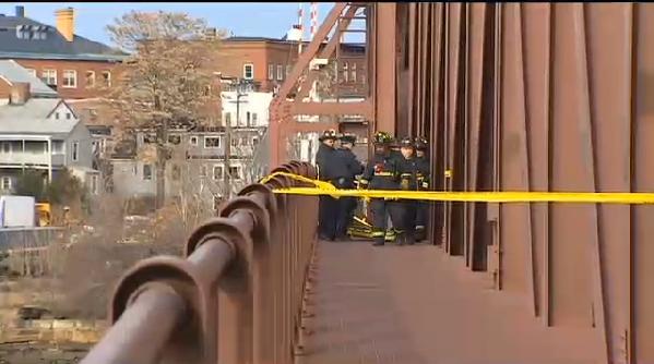Boston híd (boston, felnyitható híd, )