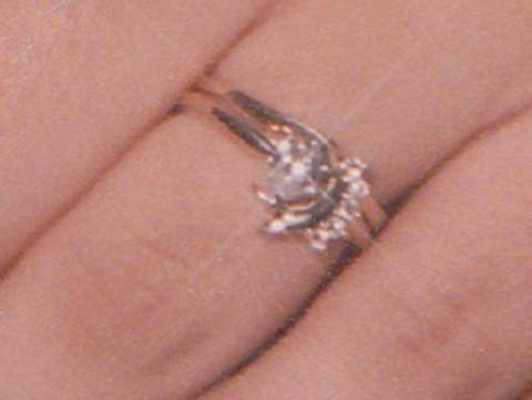 Danielle Zimmerman jegygyűrűje (jeggyűrű,)