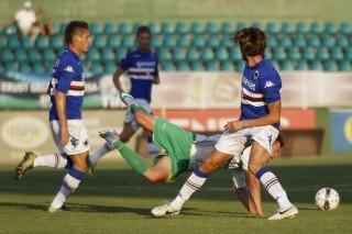 Haladás, Sampdoria (haladás, sampdoria, )