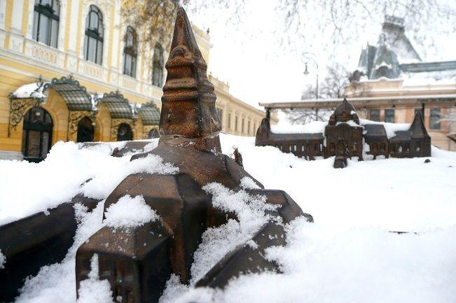 Havas Vásárhely (hó, havazás, hódmezővásárhely, )