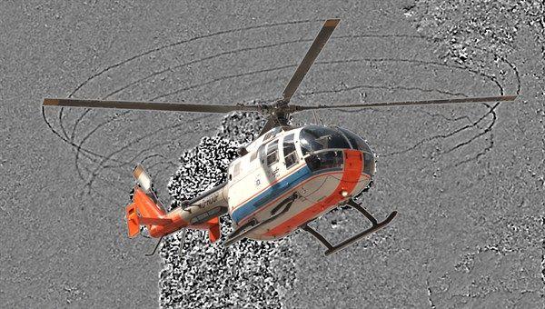 Helikopter hangja (helikopter, )