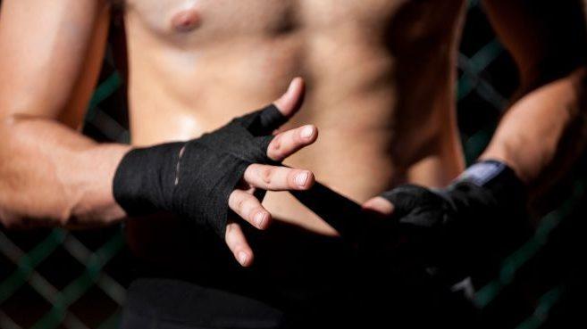MMA, ketrecharc (mma, )