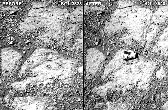 Rejtély a Marson (mars, )