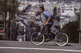 San Francisco biker (kerékpár, san francisco, )