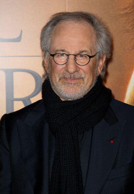 Steven Spielberg. (Steven Spielberg.)