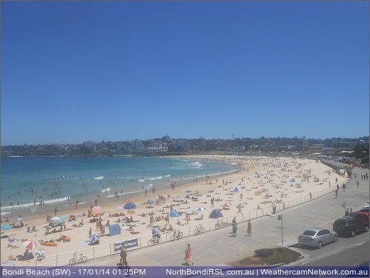Strand Ausztráliában (Strand Ausztráliában)