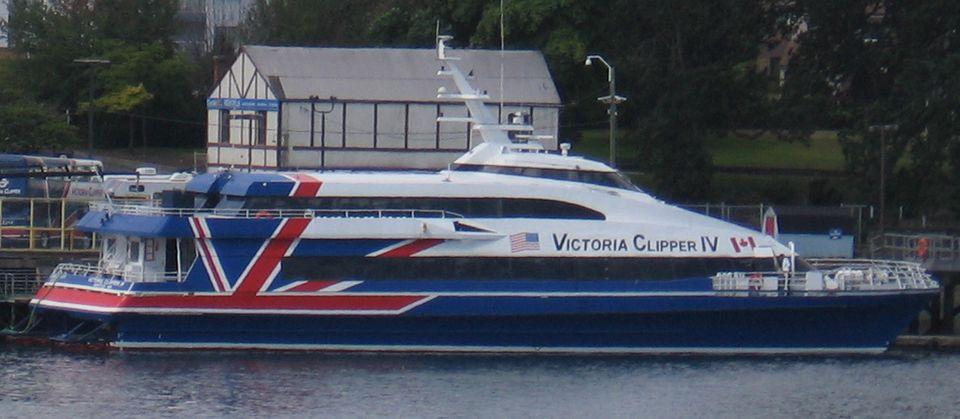 Victoria Clipper IV (komp, )