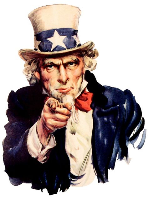 america needs you (amerika)