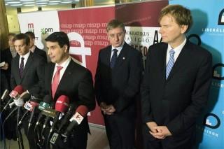 baloldali ellenzéki megállapodás (ellenzéki megállapodás, )