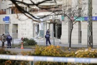 bank robbantás (bank robbantás)