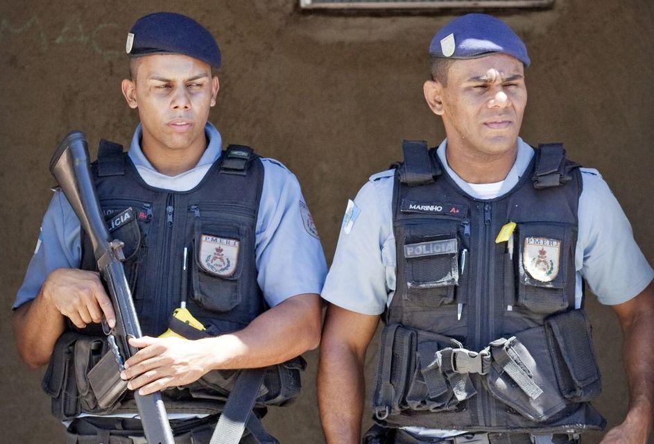 brazil rendőr (brazil, )
