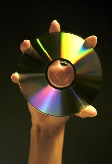 cd  (cd lemez)