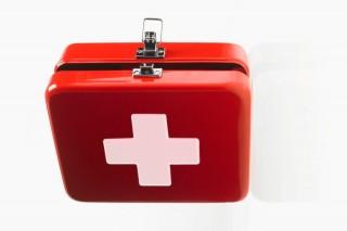 egészségügyi doboz (egészségügyi doboz)