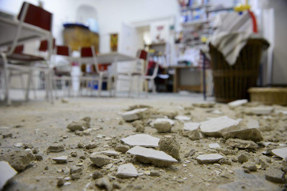földrengés Nógrádban (földrengés, nógrád megye)