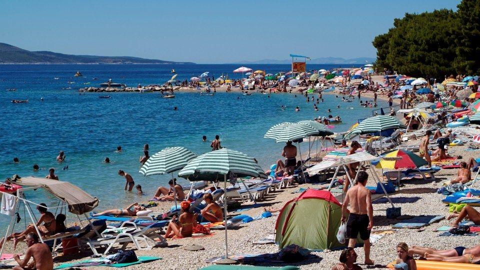 horvátország (horvát tengerpart, )