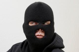 maszkos rabló (maszk, rabló, betörő, )
