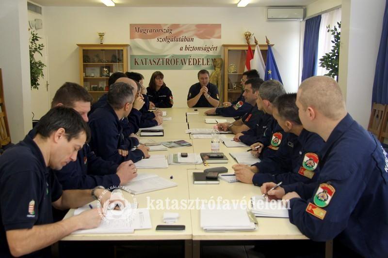 mentőcsoport (önkéntesek)