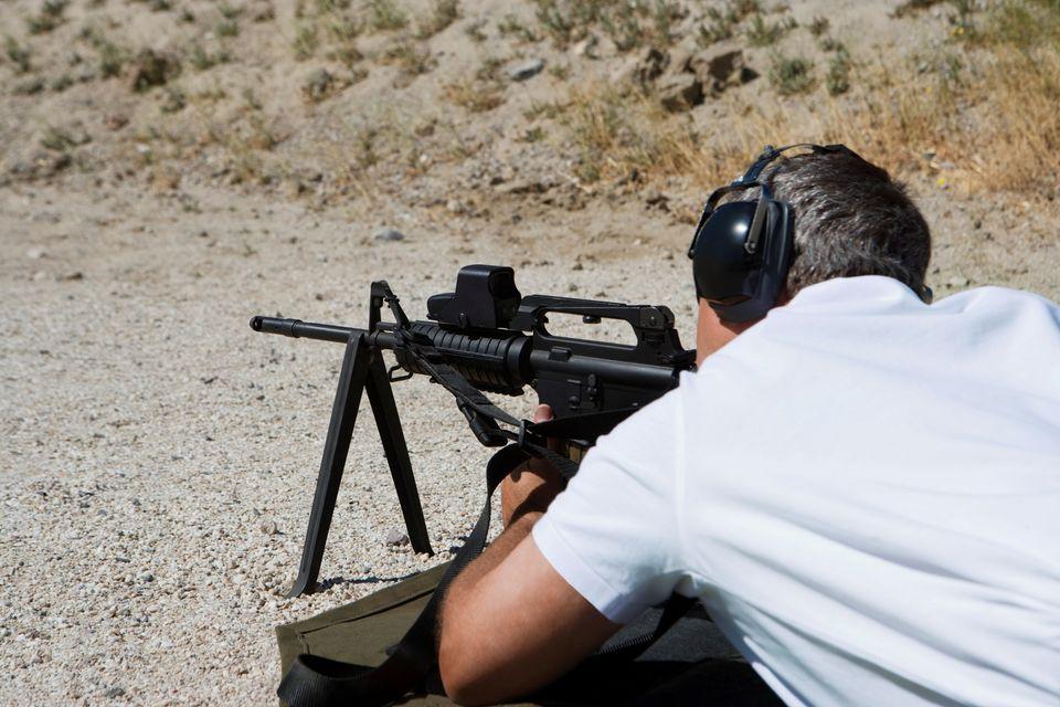 mesterlövész, lövészet (lövészet)