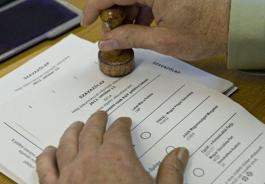 szavazólap (szavazólap)