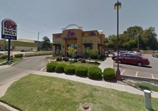 taco bell kansas (gyorsétterem, taco bell, usa)