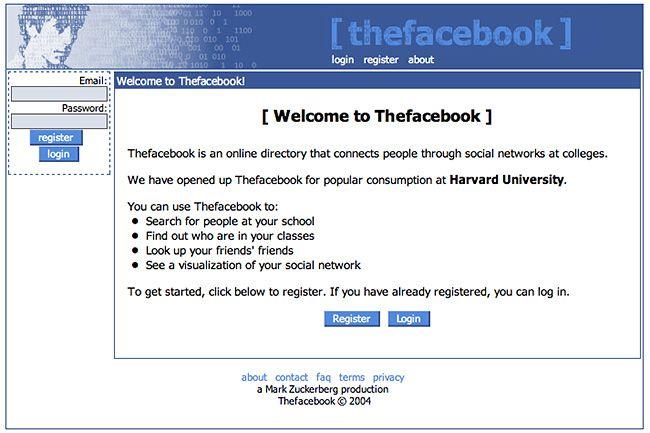 thefacebook (thefacebook)