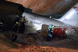 tu-204 repülőgép-baleset (tu-204 repülőszerencsétlenség, )