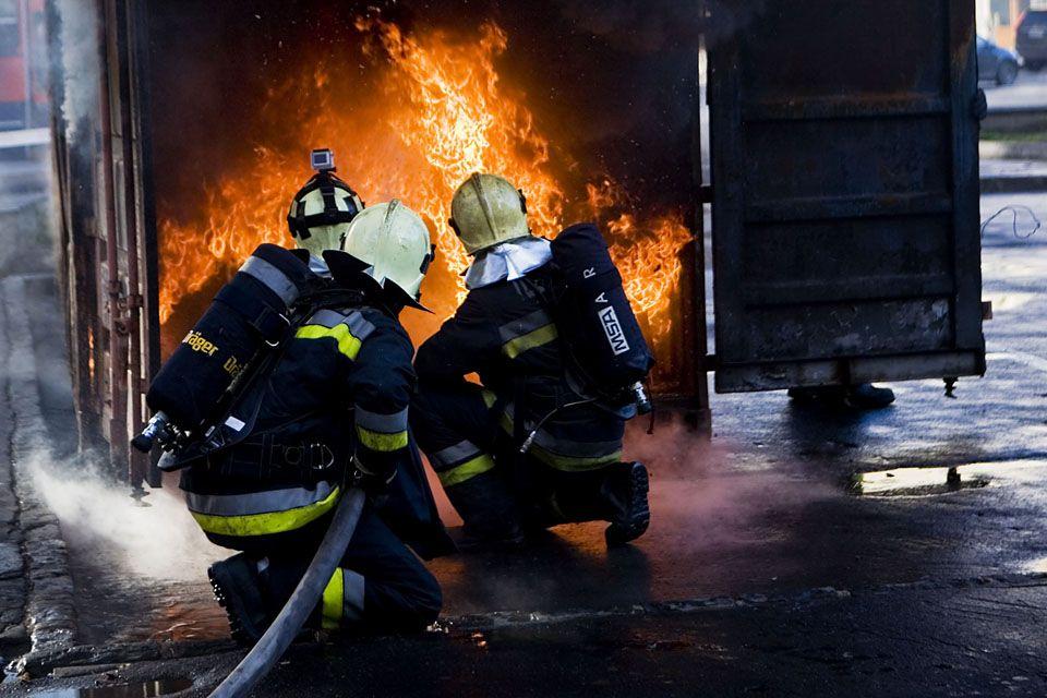 tűzoltó (tűzoltó)