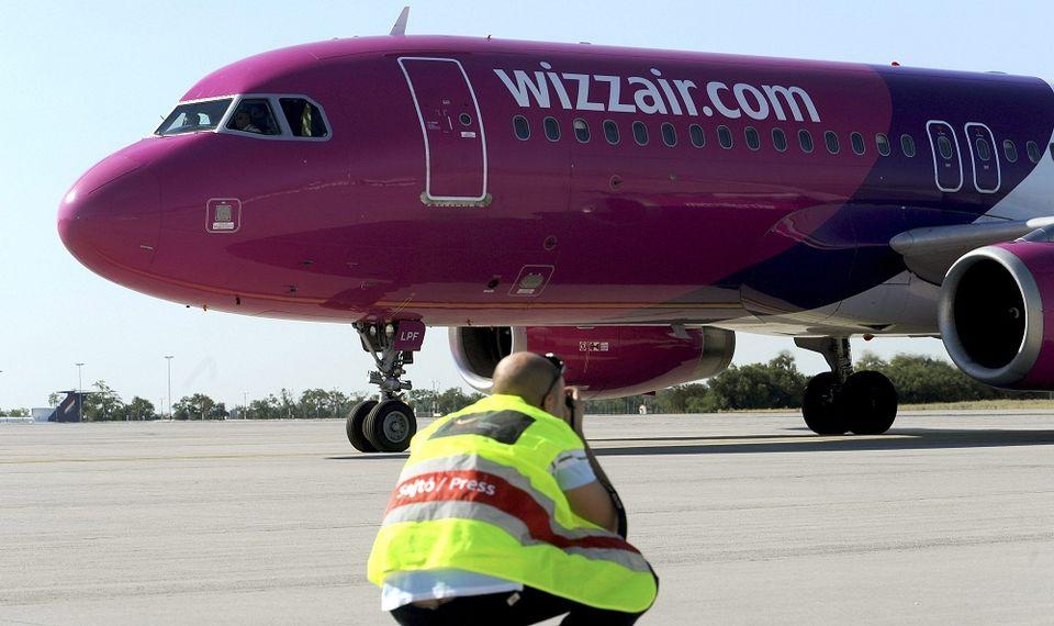 8b77d64bcf33 Wizz Air: Repülő üzemmódban mehet a mobilozás | 24.hu