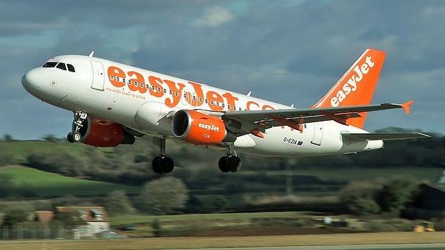 Easy Jet (repülőgép, easy jet)