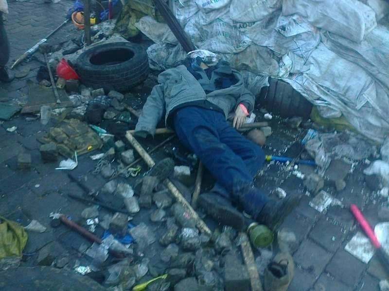 Halott kijevi tüntetők 1 (Array)