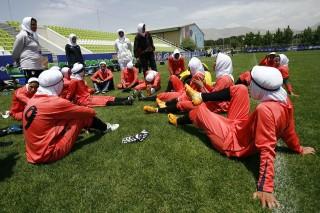 Irán, női foci (irán, )