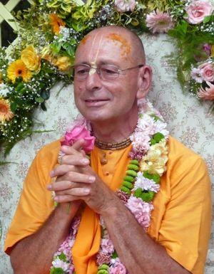 Sivarama Swami (életrajz, )