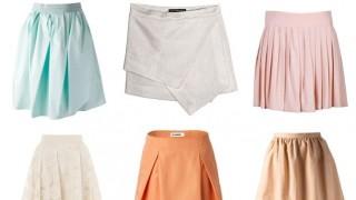 Tavaszi divat 2014 (szoknya, divat, trend, )