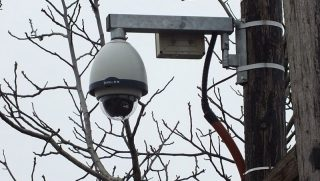 Térfigyelő kamera (térfigyelő, térfigyelő kamera, kamera, )