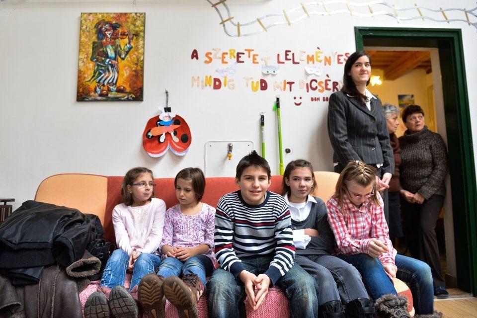 alcoa alapítvány (szent imre iskolaház)