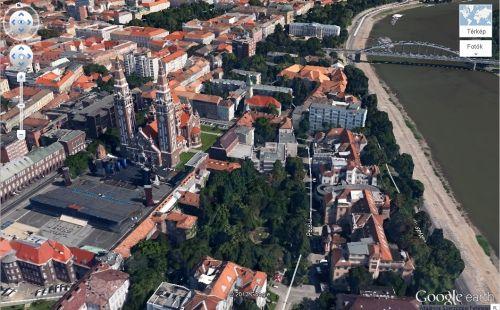 Ilyen A Google Szerint Szeged 3d Ben 24 Hu