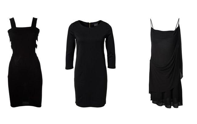fekete ruha (fekete, ruha, divat)